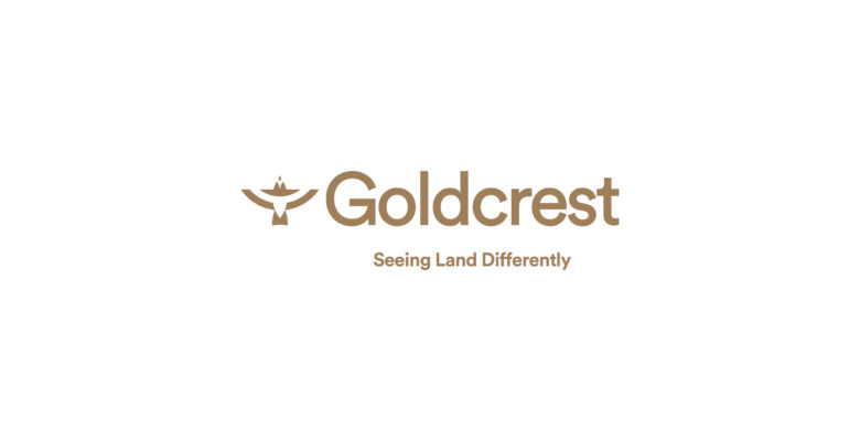 Goldcrest rebrand logo website