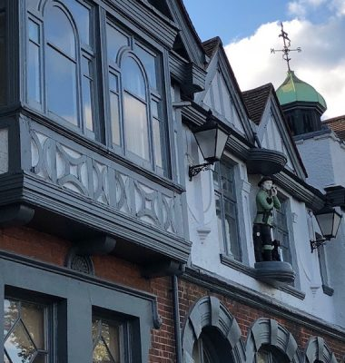 Gastro pub in Wimbledon Park to be open by Christmas.